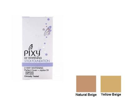 Pixy UV Whitening Stick Foundation