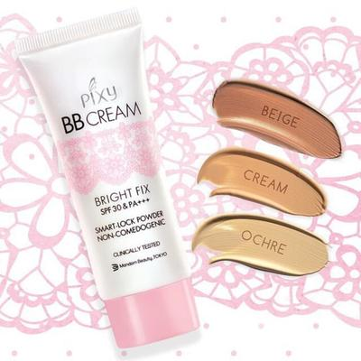 Pixy Bright Fix BB Cream