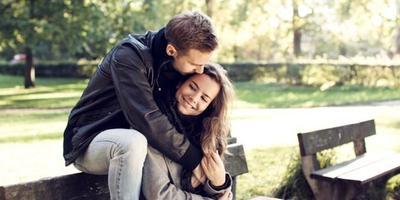 Ciuman Bibir Romantis