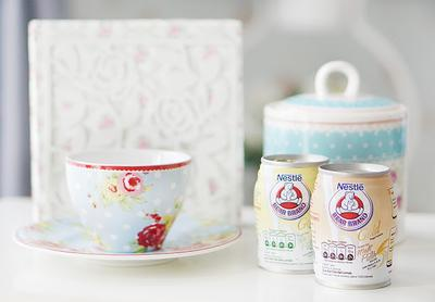 Manfaat dan Aturan Minum Susu Bear Brand, Bisa untuk Diet Nih Moms!