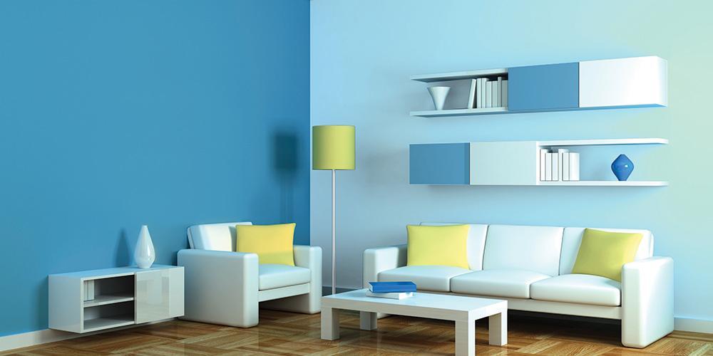 Warna Cat Rumah Minimalis Yang Cerah  moms lagi renovasi rumah intip ragam warna cat rumah yang