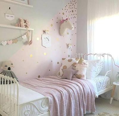 Manisnya Aneka Dekorasi Kamar Anak Perempuan Ini, Moms Suka yang Mana?