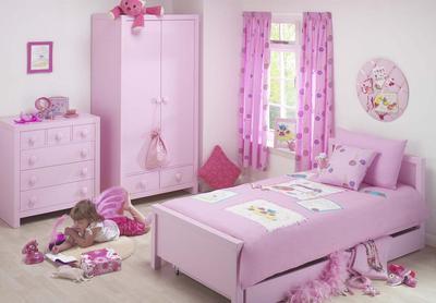 Intip Aneka Dekorasi Kamar Anak Perempuan Ini, Manis dan Fungsional, Moms