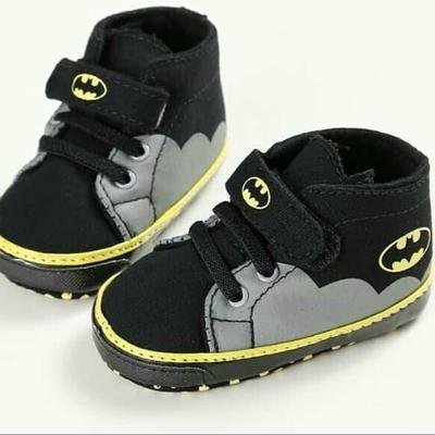 Sepatu Katun Kasual Batman