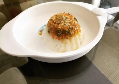 Resep Nasi Tim Hati Ayam dan Sayuran