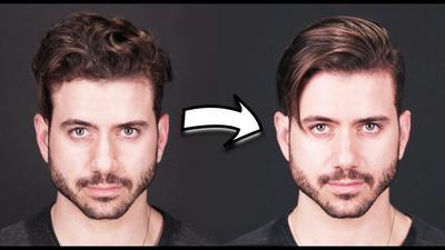 Rambut Dads Keriting dan Sulit Diatur? Ini Dia Cara Meluruskan Rambut Pria