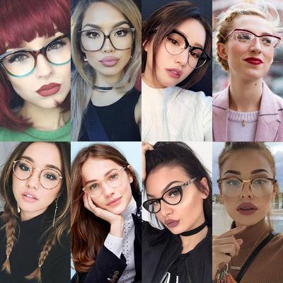 Ragam Frame Kacamata Wanita Kekinian yang Bikin Penampilan Makin Kece