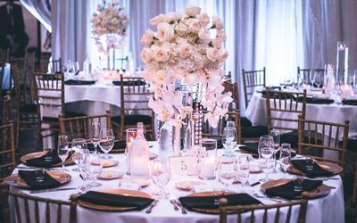 Buat Calon Pengantin, Intip Ragam Dekorasi Pernikahan yang Bisa Jadi Inspirasi