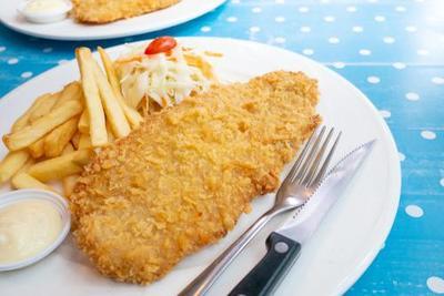 Ikan Dori Tepung