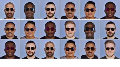 Frame Kacamata Pria Keren
