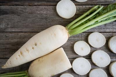 Tak Banyak yang Tahu, Ternyata Lobak Putih Punya Segudang Manfaat untuk Kesehatan