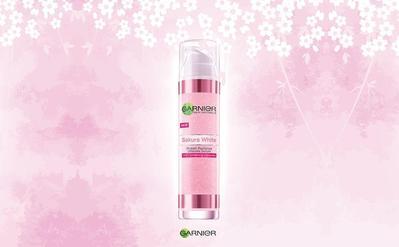 Serum Murah Berkualitas? Garnier Sakura White Pinkish Radiance Ultimate Serum Jawabannya