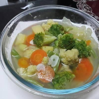 Sayur Sop Bening