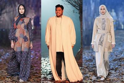 Intip Busana Muslim Terbaru Ivan Gunawan di Ramadhan 2019, Cantik-cantik Moms!