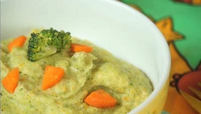 Mengolah Brokoli untuk Bayi dan Anak