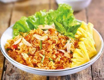 1. Nasi Goreng Jawa