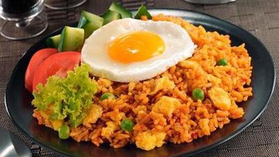 2. Nasi Goreng Padang