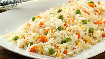 3. Nasi Goreng Putih