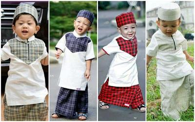 2. Baju Koko Batik