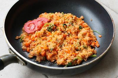 Aneka Bumbu Nasi Goreng untuk Bekal Makan Si Kecil, Bisa Jadi Inspirasi Nih, Moms!