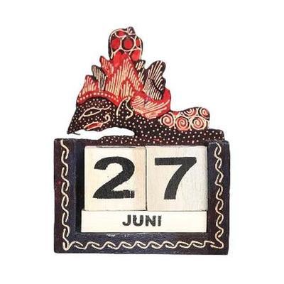 Susi Craft Kalender Wayang