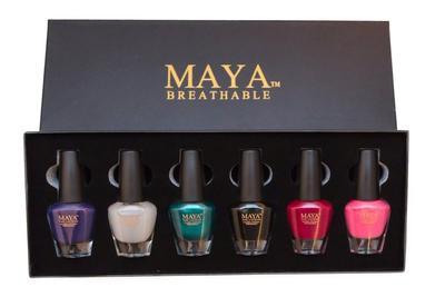 2. Maya Breathable Nail Lacquer