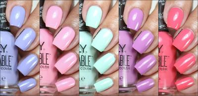 3. Orly Breathable