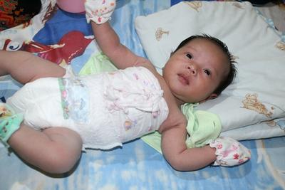 Manfaat Gurita Bayi