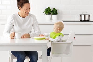 Pilihan Kursi Makan Bayi, Cari yang Aman dan Nyaman