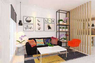 Tips dan Contoh Desain Interior untuk Rumah Mungil, Intip Yuk Moms!