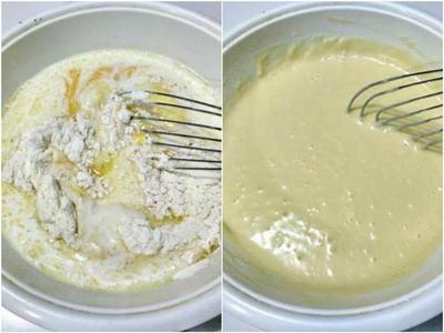 Cara Membuat Kue Cubit Sederhana Tanpa Mixer