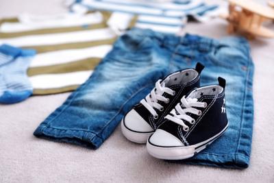 Sepatu Bayi Cowok