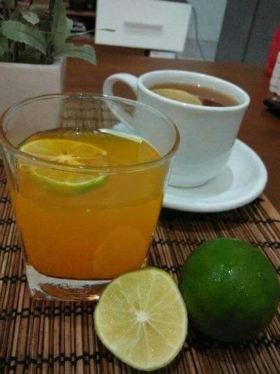 Manfaat Serai, Teh Celup, dan Jeruk Nipis untuk Diet