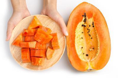 2. Finger Food Pepaya