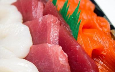 Ikan dan Daging Tanpa Lemak
