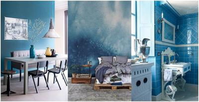Sulap Rumah Jadi Lebih Adem dengan 4 Kombinasi Warna Cat Biru Ini!