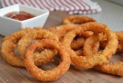 3. Onion Ring