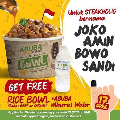 6. Abuba Steak