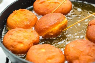 Cara Membuat Donut Kentang Tanpa Ragi