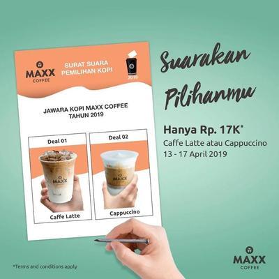 16. Maxx Coffee