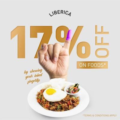 20. Liberica Coffee