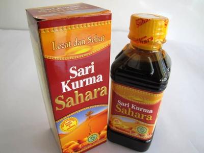 Sari Kurma Sahara Palsu