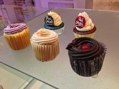 Rumah Cup-cakes