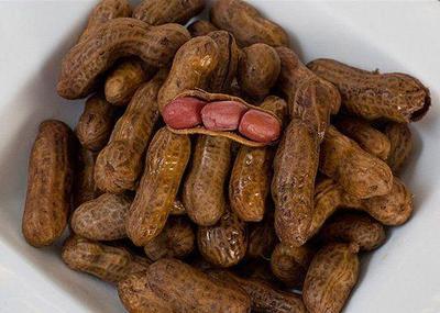 Kandungan Kacang Tanah Rebus