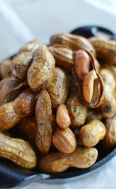 Kacang Tanah Rebus untuk Kolesterol
