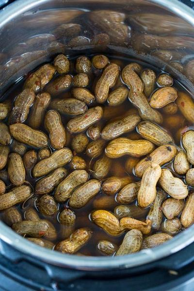 Kacang Tanah Rebus untuk Diabetes