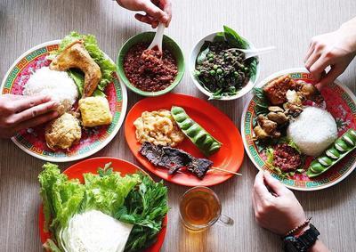Warung Nasi Bu Imas Bandung