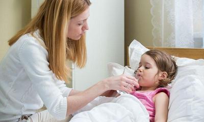 Cara Mengobati Flu Perut Pada Anak