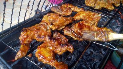 Cara Membuat Ayam Bakar Padang