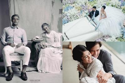 6 Prewedding Unik ala Selebriti Indonesia, Bisa Jadi Ide Foto Ulang Tahun Pernikahan, Moms!